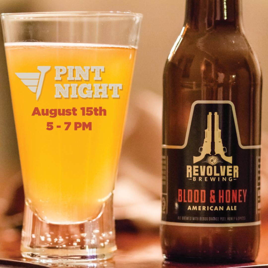 Revolver Pint Night - Instagram
