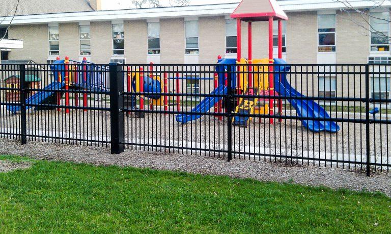 Stalwart II Fence